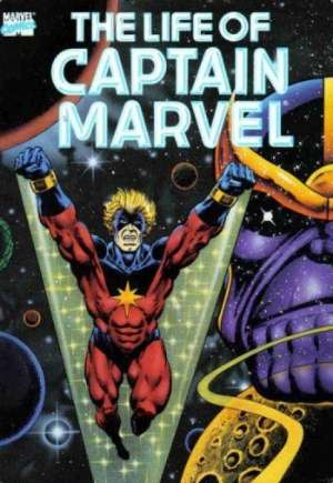 Life of Captain Marvel (1985) #TP