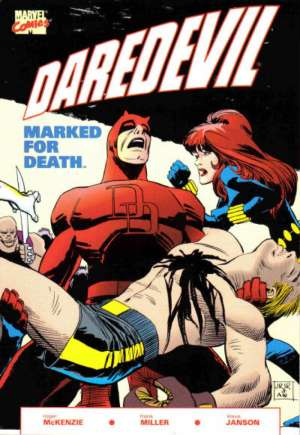 Daredevil: Marked for Death #TP