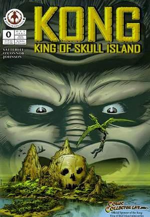 Kong: King of Skull Island (2007-2008)#0