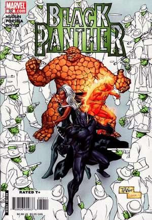 Black Panther (2005-2008)#32