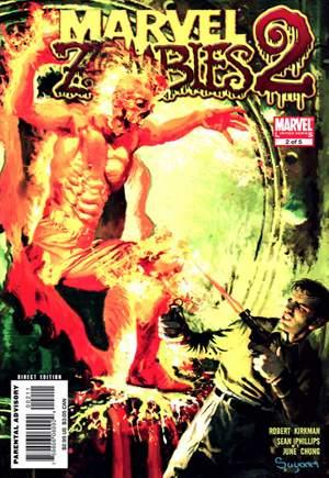 Marvel Zombies 2 (2007-2008)#2