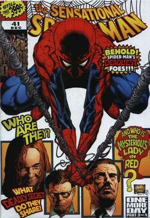 Sensational Spider-Man (2006-2007)#41A