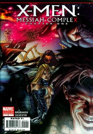 X-Men: Messiah CompleX (2007)#One-ShotF