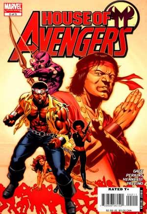 House of M: Avengers#2