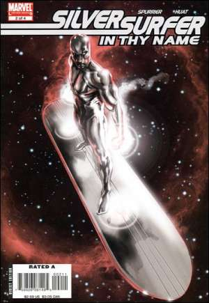 Silver Surfer: In Thy Name (2008) #2