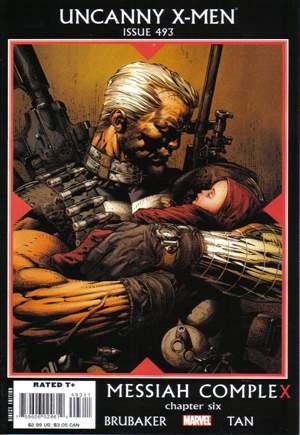 Uncanny X-Men (1963-2011)#493B