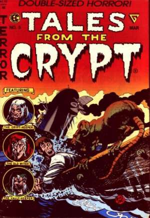 Tales from the Crypt (1990-1991)#5