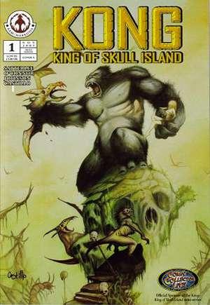 Kong: King of Skull Island (2007-2008)#1A