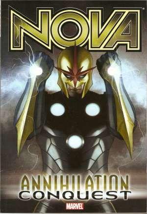 Nova (2007-2010)#TP Vol 1