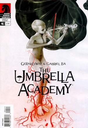 Umbrella Academy: Apocalypse Suite (2007-2008)#4