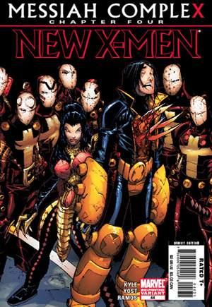 New X-Men (2006-2008)#44C
