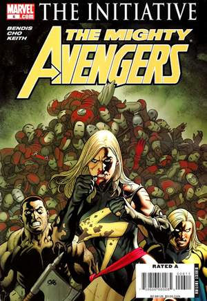 Mighty Avengers (2007-2010)#6