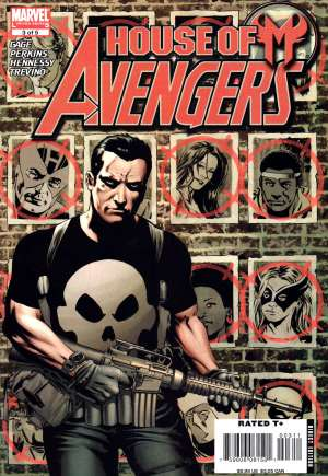 House of M: Avengers#3
