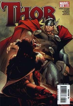 Thor (2007-2011)#5A