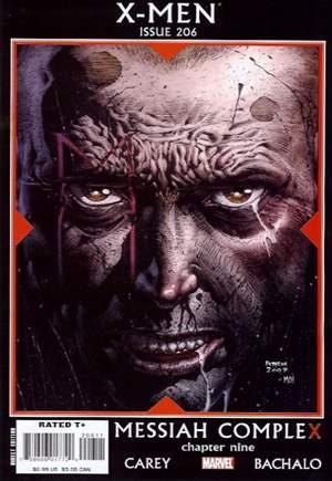 X-Men (1991-2001, 2004-2008)#206A