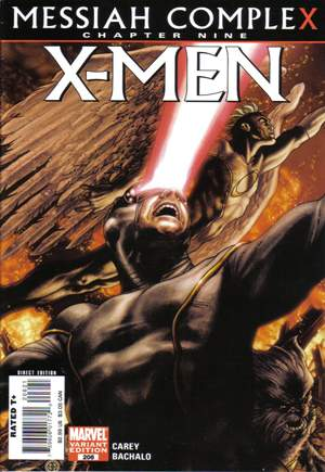 X-Men (1991-2001, 2004-2008)#206B