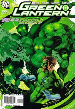 Green Lantern (2005-2011)#26