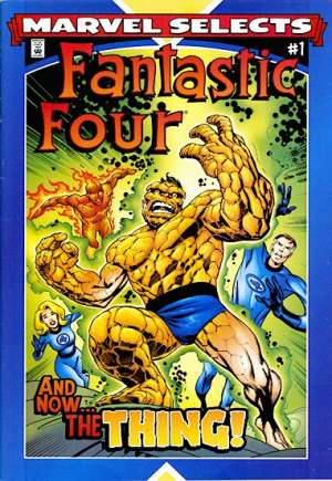 Marvel Selects: Fantastic Four#1