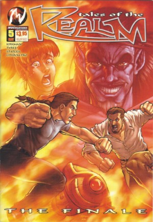 Tales of the Realm (2003-2004)#5