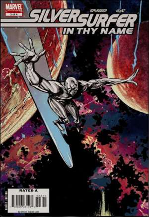 Silver Surfer: In Thy Name (2008) #3