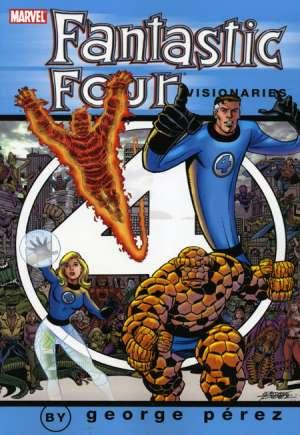 Fantastic Four Visionaries: George Perez#TP Vol 1