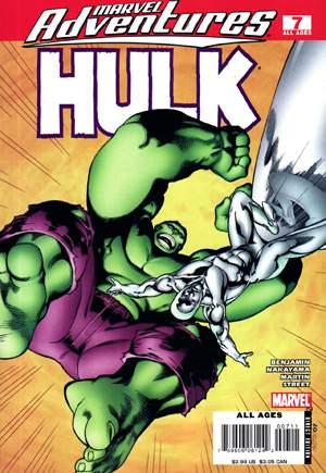 Marvel Adventures: Hulk (2007-2008)#7