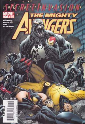 Mighty Avengers (2007-2010)#7