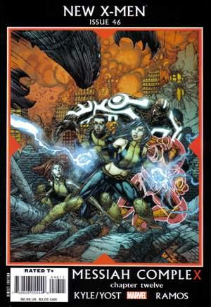 New X-Men (2006-2008)#46A