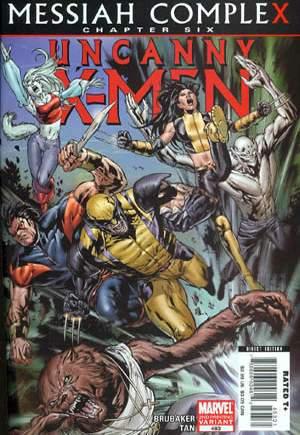 Uncanny X-Men (1963-2011)#493D