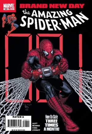 Amazing Spider-Man (1999-2014)#548