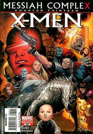 X-Men (1991-2001, 2004-2008)#207C