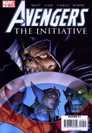 Avengers: The Initiative (2007-2010)#9