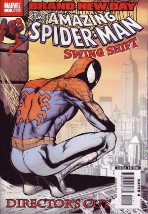 Spider-Man: Swing Shift Director's Cut (2008)#1