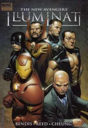 New Avengers: Illuminati (2007-2008)#HC
