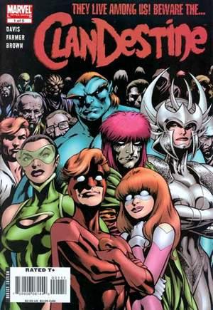 ClanDestine (2008)#1
