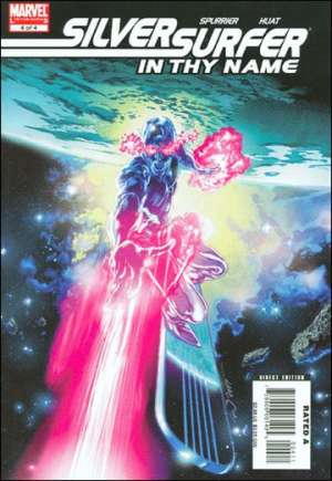 Silver Surfer: In Thy Name (2008) #4