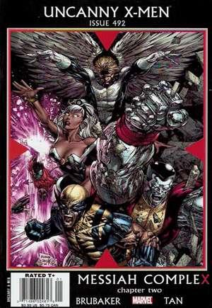 Uncanny X-Men (1963-2011)#492A