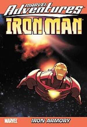 Marvel Adventures: Iron Man (2007-2008)#TP Vol 2