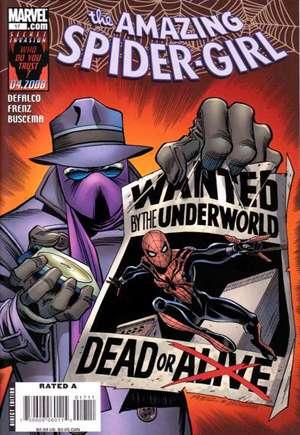 Amazing Spider-Girl (2006-2009)#17