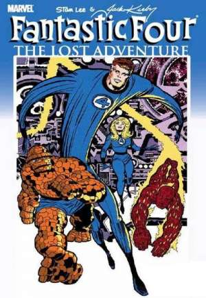 Fantastic Four: The Lost Adventure (2008)#One-Shot