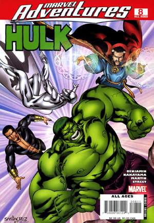 Marvel Adventures: Hulk (2007-2008)#8