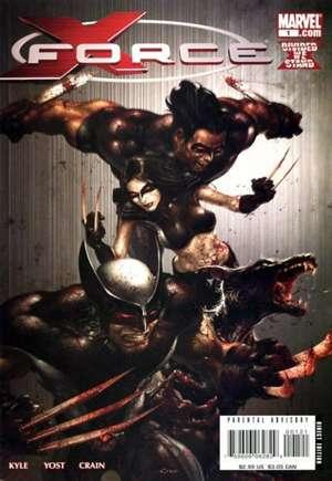 X-Force (2008-2010)#1C