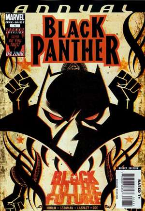 Black Panther (2005-2008) #Annual 1