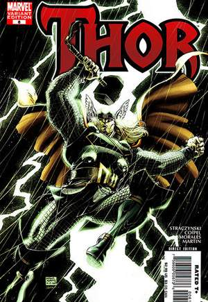 Thor (2007-2011)#6B