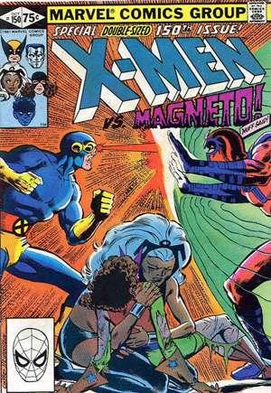 Uncanny X-Men (1963-2011)#150B