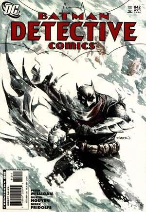 Detective Comics (1937-2011, 2016-Present)#842