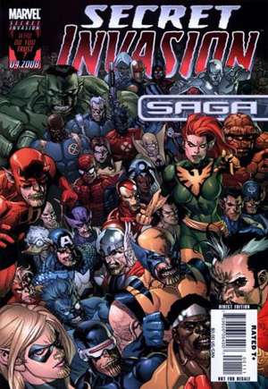 Secret Invasion Saga (2008) #One-Shot A