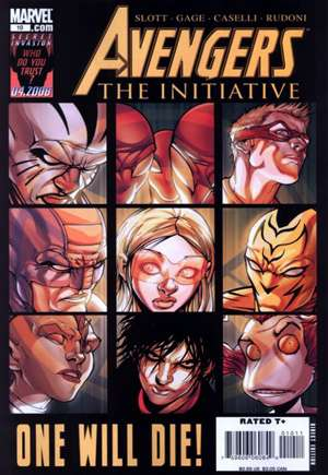 Avengers: The Initiative (2007-2010)#10