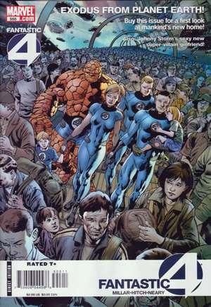 Fantastic Four (1998-2011)#555B
