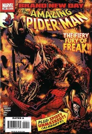 Amazing Spider-Man (1999-2014)#554